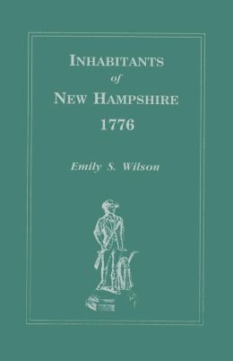 Inhabitants of New Hampshire, 1776