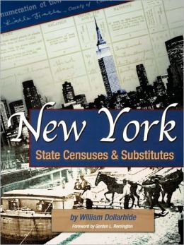 New York State Censuses & Substitutes