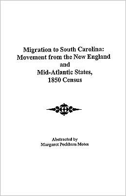 Migration To South Carolina