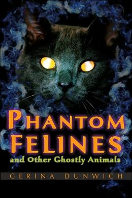 Phantom Felines and Other Ghostly Animals