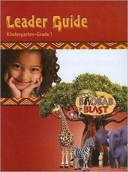 Baobab Blast Leader Guide, K-Grade 1
