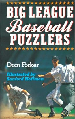 Big League Baseball Puzzlers