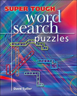 Super Tough Word Search Puzzles