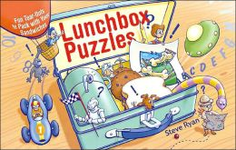 Lunchbox Puzzles: Fun Tear-Outs to Pack with Your Sandwiches