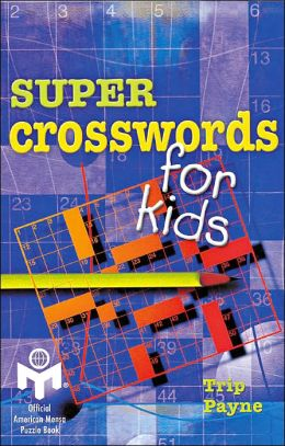 Super Crosswords for Kids