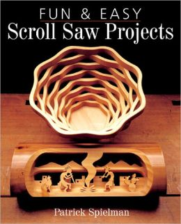 Fun & Easy Scroll Saw Projects