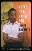 Book Cover Image. Title: Notes of a Native Son, Author: James Baldwin