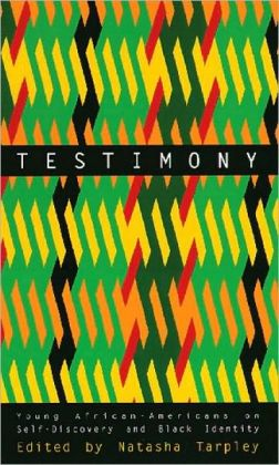 Testimony: Young African-Americans on Self-Discovery and Black Identity