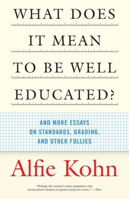 What Does It Mean to Be Well-Educated?