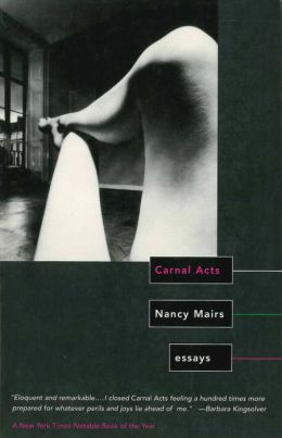 Carnal Acts: Essays