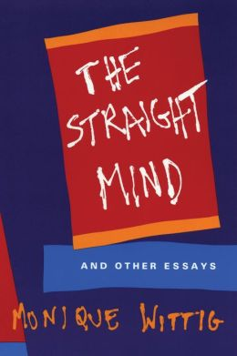 The Straight Mind