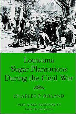 Louisiana Sugar Plantations During the Civil War