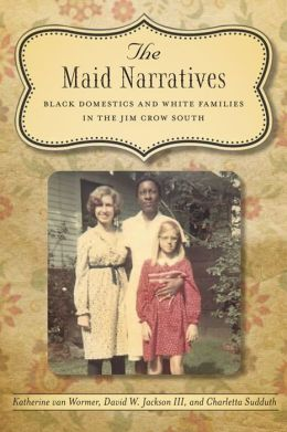 Book cover, The Maid Narratives