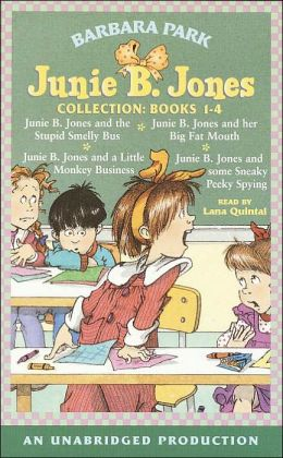 Junie B. Jones Collection: Books 1-4 (Junie B. Jones Series)