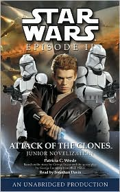 Star Wars Episode II: Attack of the Clones (Young Adult Novelization)