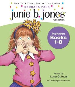 Junie B Jones: Books 1-8