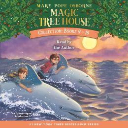 Magic Tree House, Books 9-16 (Magic Tree House Series)