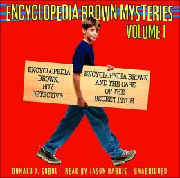 Encyclopedia Brown and the Case of the Secret Pitch (Encyclopedia Brown Series #2)