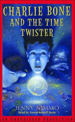 Charlie Bone and the Time Twister (Children of the Red King Series #2)