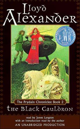 The Black Cauldron (Chronicles of Prydain Series #2)