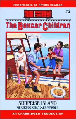Surprise Island (The Boxcar Children Series #2)