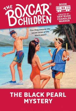 The Black Pearl Mystery (The Boxcar Children Series #64)