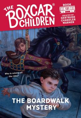 The Boardwalk Mystery (The Boxcar Children Series #131)
