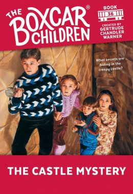 The Castle Mystery (The Boxcar Children Series #36)