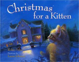 Christmas for a Kitten
