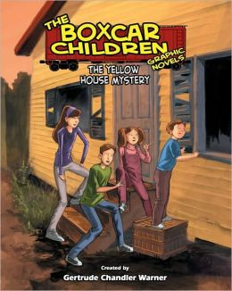 The Yellow House Mystery (The Boxcar Children Graphic Novels Series #3)