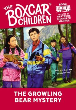 The Growling Bear Mystery (The Boxcar Children Series #61)