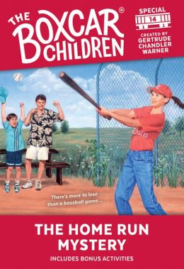 The Home Run Mystery (The Boxcar Children Special Series #14)