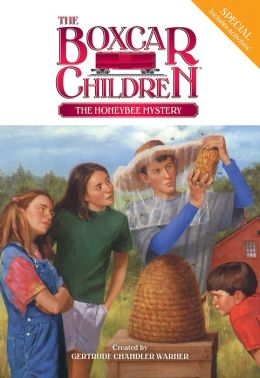 The Honeybee Mystery (The Boxcar Children Special Series #15)