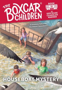 Houseboat Mystery (The Boxcar Children Series #12)