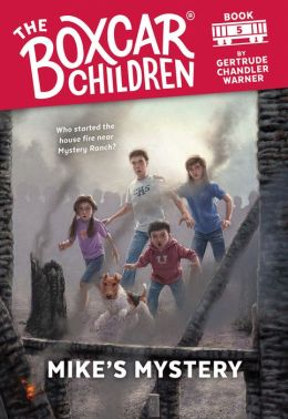 Mike's Mystery (The Boxcar Children Series #5)