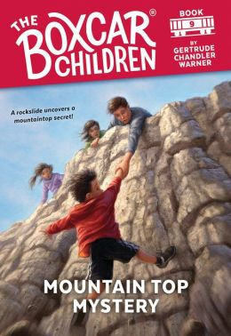 Mountain Top Mystery (The Boxcar Children Series #9)