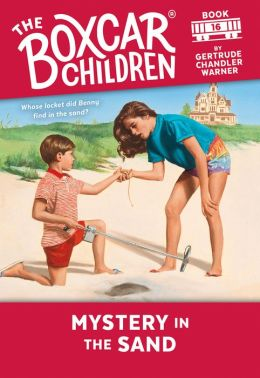Mystery in the Sand (The Boxcar Children Series #16)