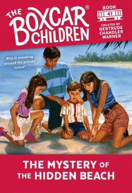 The Mystery of the Hidden Beach (The Boxcar Children Series #41)