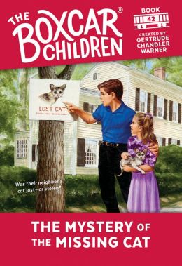 The Mystery of the Missing Cat (The Boxcar Children Series #42)