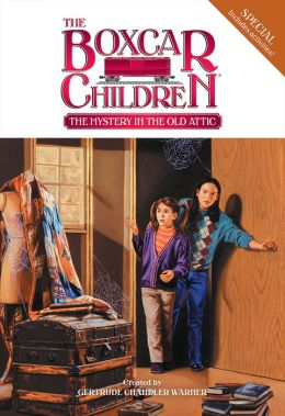 The Mystery in the Old Attic (The Boxcar Children Special Series #9)