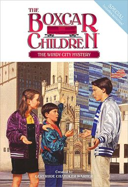 The Windy City Mystery (The Boxcar Children Special Series #10)