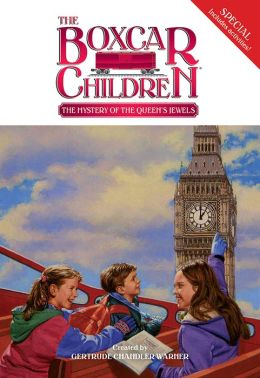 The Mystery of the Queen's Jewels (The Boxcar Children Special Series #11)