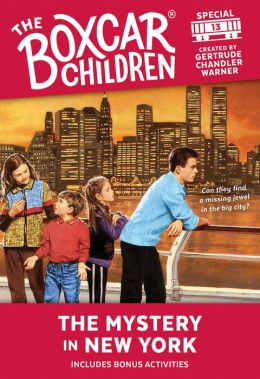 The Mystery in New York (The Boxcar Children Special Series #13)