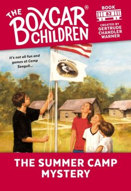 The Summer Camp Mystery (The Boxcar Children Series #82)