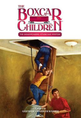 The Disappearing Staircase Mystery (The Boxcar Children Series #85)