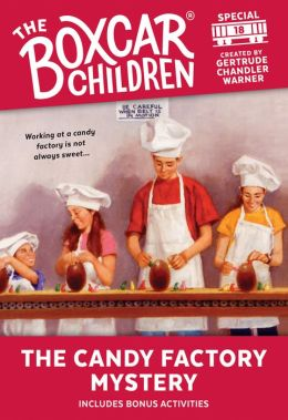 The Candy Factory Mystery (The Boxcar Children Special Series #18)