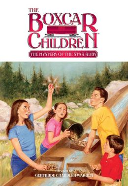 The Mystery of the Star Ruby (The Boxcar Children Series #89)