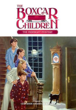 The Midnight Mystery (The Boxcar Children Series #95)