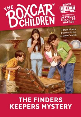 The Finders Keepers Mystery (The Boxcar Children Series #99)