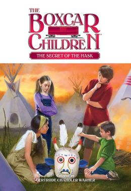 The Secret of the Mask (The Boxcar Children Series #110)